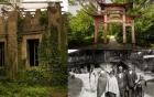 Bên trong khu vườn bị bỏ hoang ở Paris, nơi 100 năm trước con người từng bị đem ra triển lãm, mua vui chẳng khác gì ở sở thú