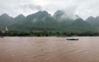 Khu du lịch Phong Nha – Kẻ Bàng tạm dừng đón khách do lũ dâng cao
