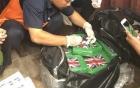 Khởi tố vụ án 100 bánh cocain giấu trong container cập cảng Bà Rịa – Vũng Tàu
