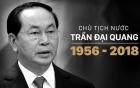 Tiểu sử của cố Chủ tịch nước Trần Đại Quang