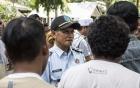 Gần 100 tù nhân Indonesia tự nguyện quay lại trại giam sau thảm họa kép