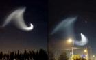 Trung Quốc: Ánh sáng bí ẩn giống UFO khiến nhiều người xôn xao