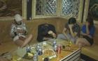 21 nam nữ rủ nhau vào quán karaoke để mở tiệc ma túy nhân dịp 20/10