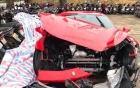 Tuấn Hưng lần đầu tiết lộ thiệt hại sau vụ siêu xe 16 tỷ gặp tai nạn