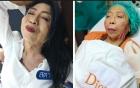 """""""Hot girl mặt nhàu"""" đình đám MXH Thái Lan đi tân trang nhan sắc và kết quả không khả quan cho lắm"""