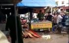 Vụ người phụ nữ bán đậu bị bắn tử vong giữa chợ: Nghi phạm đang nguy kịch tiên lượng xấu