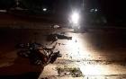 3 người tử vong thương tâm bên cạnh hai xe máy nát vụn trong đêm
