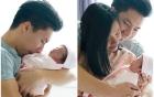 Cảm động trước tâm thư Quốc Nghiệp viết xin lỗi con gái vừa chào đời được 4 ngày