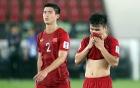 Duy Mạnh bị treo giò ở trận đấu với tuyển Yemen