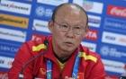 Thua Iran 2-0, HLV Park Hang-seo vẫn tự hào về các cầu thủ tuyển Việt Nam