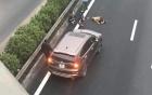 Tai nạn giao thông mới nhất ngày 14/1: Đi bộ qua đường cao tốc, cụ ông bị xe 7 chỗ tông tử vong