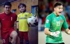 Các cầu thủ Việt Nam cũng