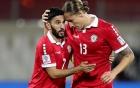 Hậu vệ Lebanon đầy tiếc nuối vì để mất tấm vé đi tiếp vào tay tuyển Việt Nam