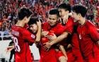 BXH FIFA: ĐT Việt Nam tăng liền 5 bậc, áp sát top 100 thế giới