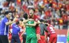 Khoảnh khắc ăn mừng chiến thắng của tuyển Việt Nam khiến quốc tế xuýt xoa