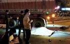 Tai nạn thảm khốc: Xe máy tông ô tô đầu kéo, 3 người thương vong