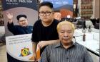 Báo nước ngoài xôn xao salon cắt tóc kiểu Trump - Kim ở Hà Nội