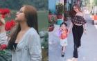 Bất chấp chỉ trích gay gắt, bạn gái Quang Hải vẫn diện 2 dây, tặc lưỡi