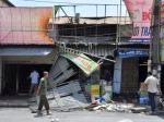 Cháy chợ Phùng Khoang, cha thiệt mạng, 3 mẹ con bị thương nặng