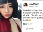 Linh Miu nhập viện sau phát ngôn 'chúc mừng' cố NS Chí Tài, dân mạng lập tức vào cà khịa