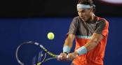 Vất vả vượt qua tay vợt Nhật Bản, Rafael Nadal gặp \