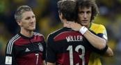 """Cầu thủ Đức thỏa thuận """"không làm nhục"""" Brazil trong hiệp 2 trận bán kết"""