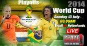 Tỷ lệ kèo trận Brazil đấu với Hà Lan 3h ngày 13/7