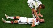 Cầu thủ Đức có nguy cơ mất trí nhớ sau chung kết World Cup 2014