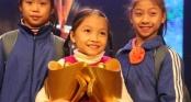 VĐV 8 tuổi vượt mặt Công Phượng, Ánh Viên tại Cúp Chiến thắng 2015