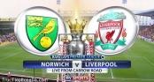 Link sopcast trận Norwich City vs Liverpool - 19h45 ngày 23/1