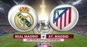 Link sopcast trận Real Madrid vs Atletico Madrid (22h00 ngày 27/2)