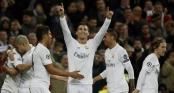 Tổng hợp trận đấu Real Madrid 2-0 AS Roma: Ronaldo tỏa sáng