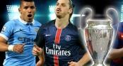 Lịch thi đấu và trực tiếp bóng đá hôm nay ngày 12/04: Man City vs PSG