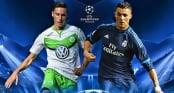 Kết quả trận Real Madrid - Wolfsburg - lượt về tứ kết Champions League