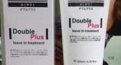 Cặp kem xả phục hồi 2 lần-Kami Takumi Double Plus