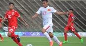 Chủ nhà Campuchia xin đổi giờ đá với U16 Việt Nam