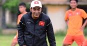 U16 Việt Nam luyện \
