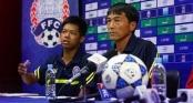 HLV U16 Campuchia tiếc nuối vì thua Việt Nam ở bán kết