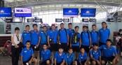Đội bóng nhí Việt Nam sang Trung Quốc du đấu
