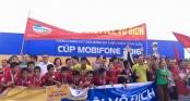 Thắng SLNA, U13 Viettel vô địch giải nhi đồng toàn quốc