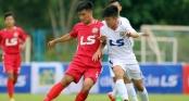 VCK U17 quốc gia 2016: HAGL bất phân thắng bại với SLNA