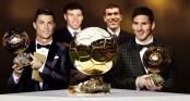 Quả bóng vàng FIFA sẽ đi vào quên lãng ?