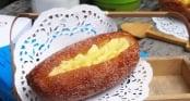 Bánh mì chiên kem tươi ngon thơm khó cưỡng
