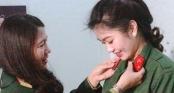Nữ sinh tốt nghiệp 2 trường ĐH tình nguyện nhập ngũ