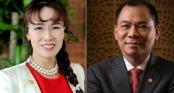 Forbes vinh danh 2 tỷ phú USD Việt Nam trong danh sách năm 2017