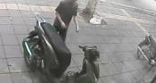 Trộm bẻ khóa xe SH trong 3 giây