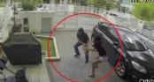 Trộm bị đánh tả tơi vì vào nhầm nhà nữ võ sĩ