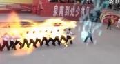 Nội công thâm hậu của các võ sư Võ Đang bị dân mạng xứ Trung giễu cợt