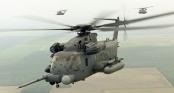 Trực thăng hạng nặng MH-53 bị hư hỏng nặng khi hạ cánh kiểu \