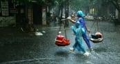 Thời tiết hôm nay 27/6: Hà Nội mưa rào và dông, đề phòng gió giật mạnh